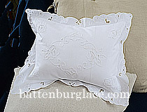 Pillow Shams Imperial Embroidery