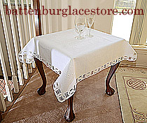 Square Tablecloths.