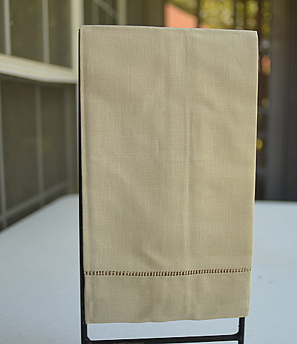 Guest Towel Taupe Color